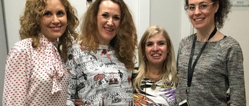 Este fin de semana la Doctora Ojel asistió a un Curso- Taller de Carboxiterapia Facial y Corporal, tuvo como novedad su aplicación para el tratamiento de patología vulvovaginal organizado por la asociación de medicina estética de Madrid