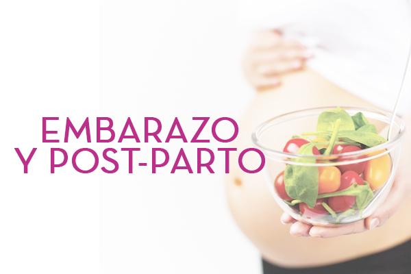 Embarazo y Post-Parto