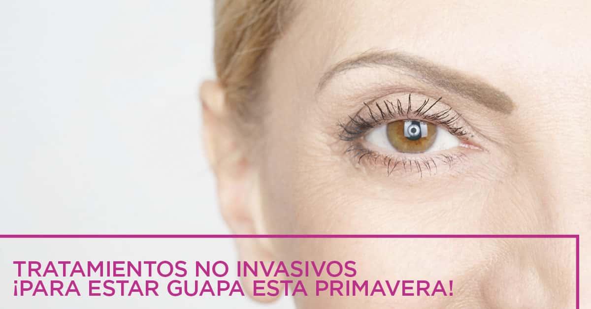 Tratamientos de belleza no invasivos