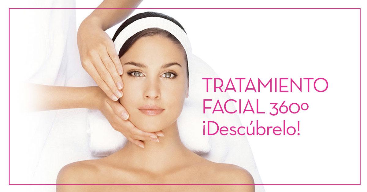 tratamiento facial 360