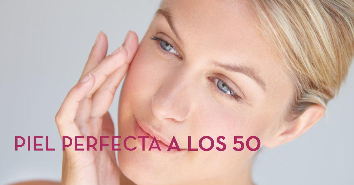 piel perfecta a los 50