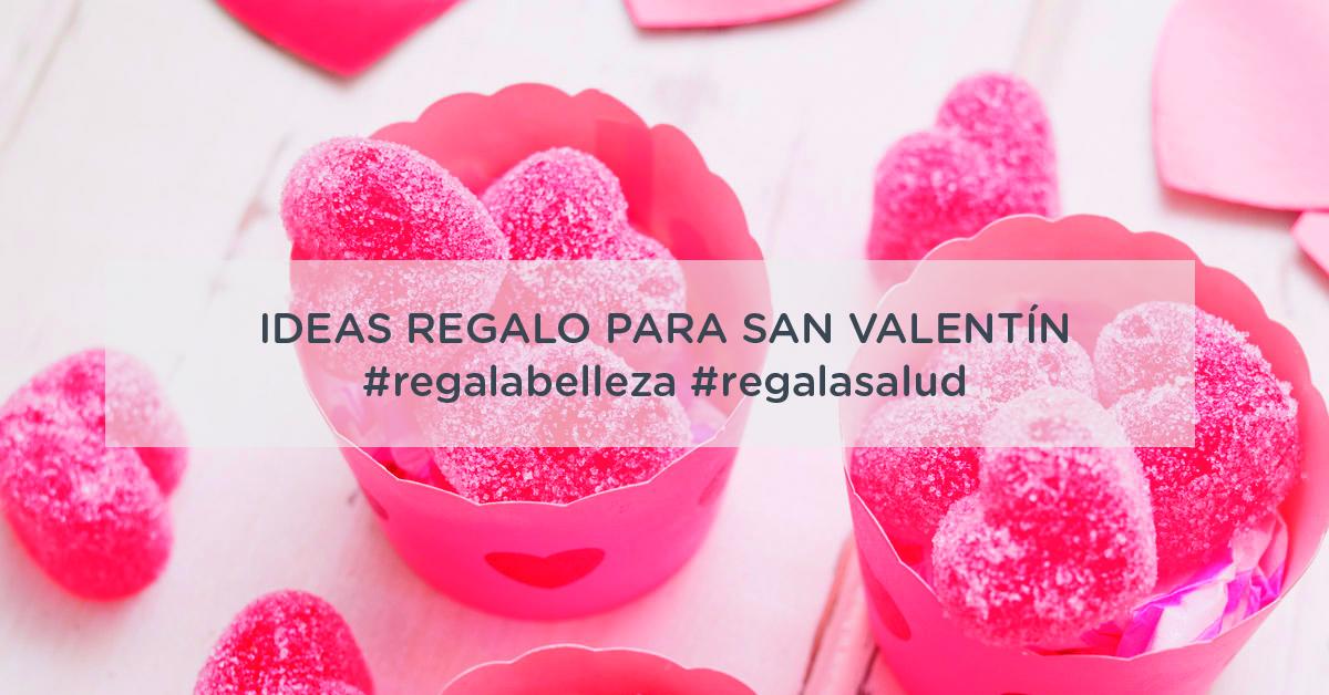Ideas regalo para San Valentín