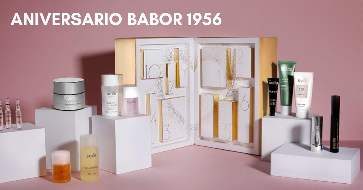 ANIVERSARIO BABOR 1956