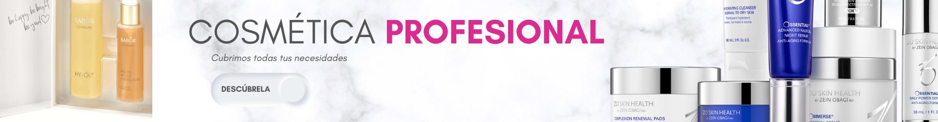 cosmética profesional